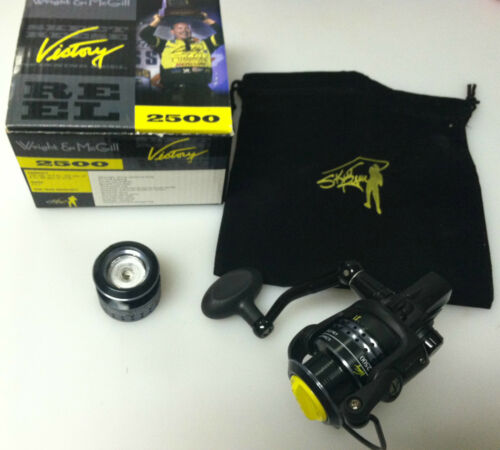 Wright /& McGill-W /& M-Skeet Reese victoire Spinning Fishing Reel 3500-New in Box