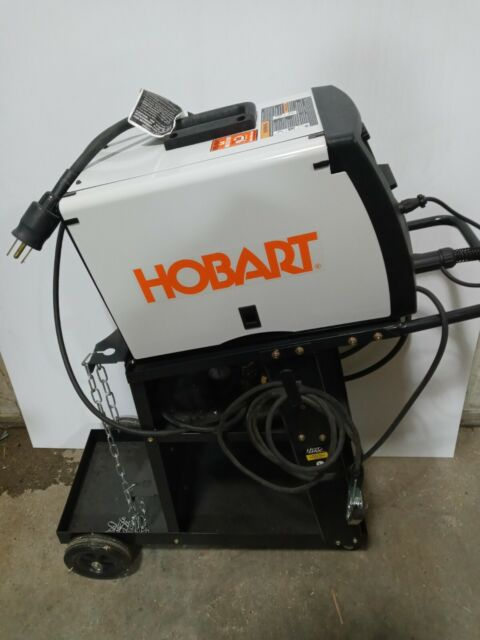 Hobart Handler 210mvp Flux-core/mig Wire-feed Welder for ...