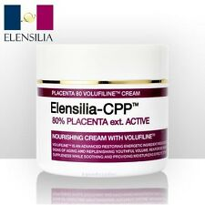 ELENSILIA CPP Placenta 80% Millesis Cream 50g 1.76oz. Nutrition Firming Refresh