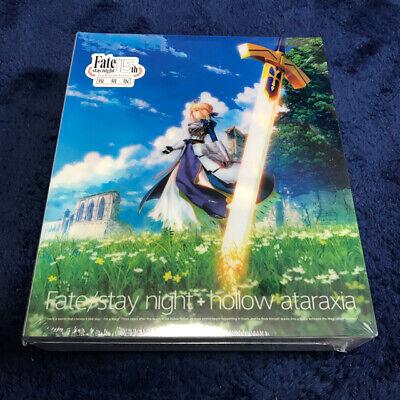 PC Game Type Moon Fate//stay night hollow ataraxia Set Japan Windows Artbook