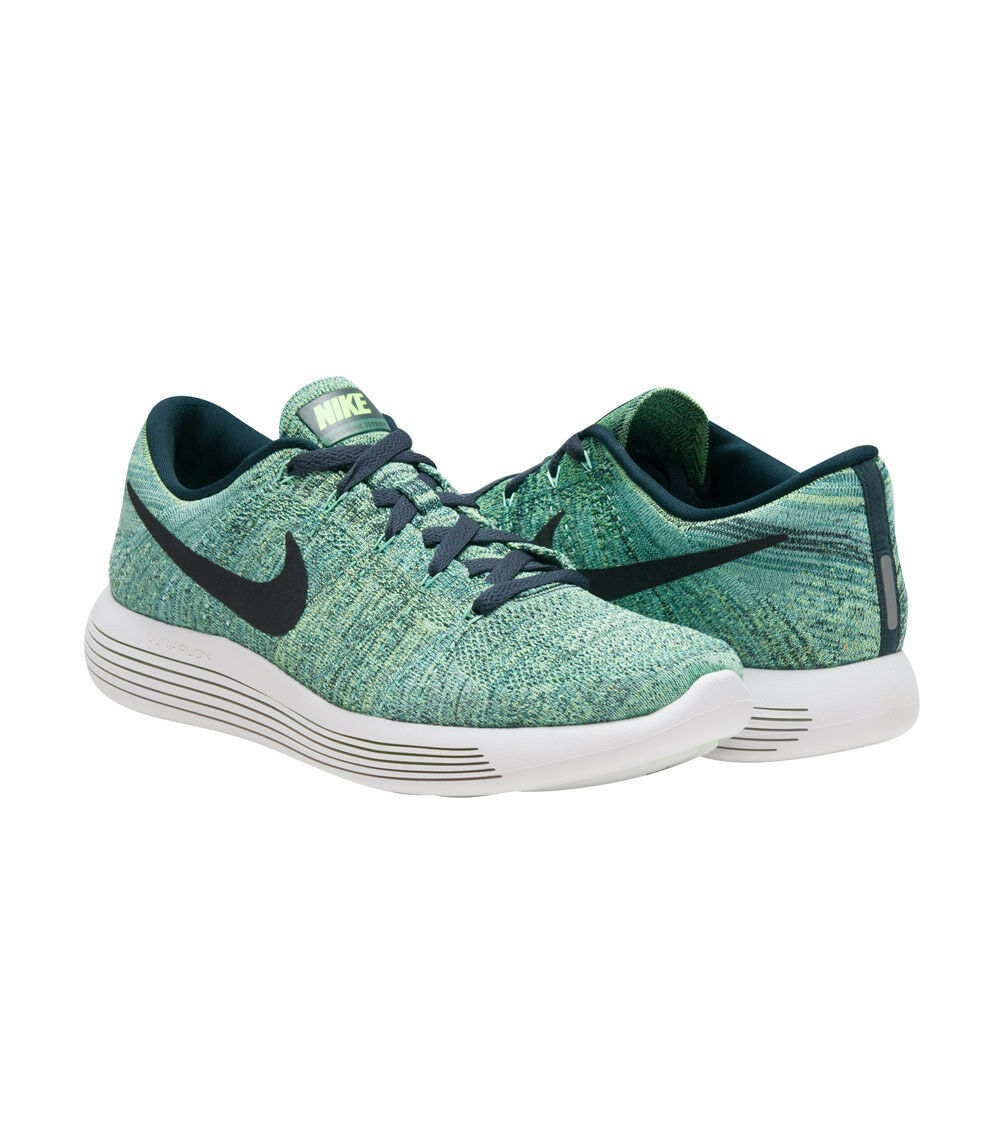NIKE LUNAREPIC LOW FLYKNIT SIZE 10.5-12 Uomo RUNNING TRAINING (843764 300)