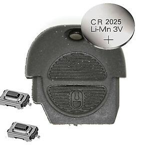 fits-Nissan-MICRA-ALMERA-PRIMERA-X-TRAIL-Remote-Key-Fob-Repair-Refurbishment-Kit