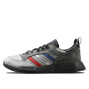 meilleures baskets 13db1 b1af2 Details about New Adidas Boston Super X R1 Athletic Shoes Sneakers -  Black(G27936)