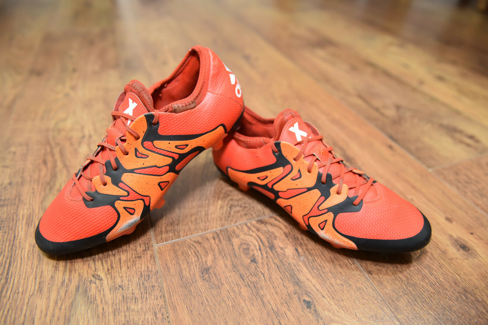 Adidas X 15.1 Leather PRO SG Football Boots Size G.Bale
