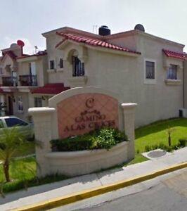 Casa 3 recamaras Las Cruces Urbi Quinta Montecarlo Cuautitlan Izcalli Edo Mex