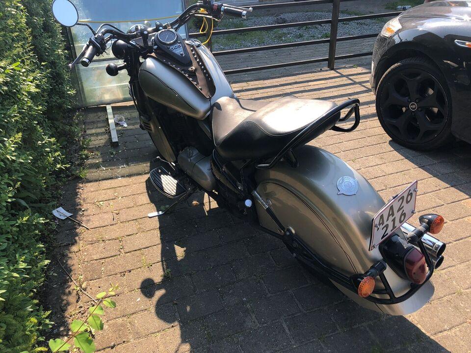 Kawasaki, VN 800 drifter, 805 ccm
