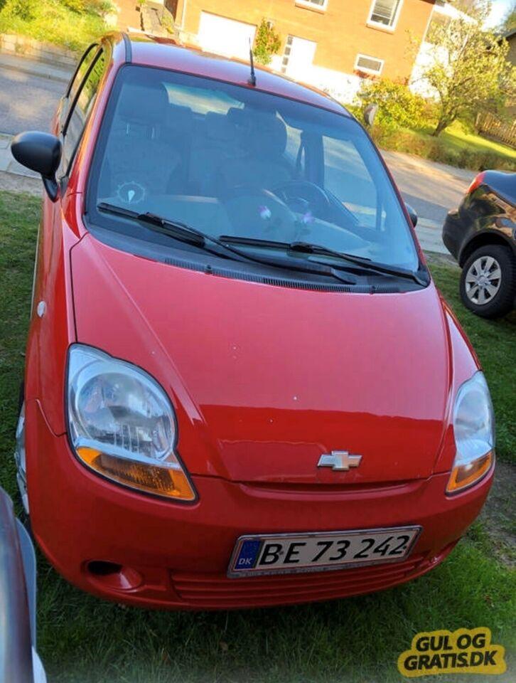 Chevrolet Matiz, 0,8 S, Benzin