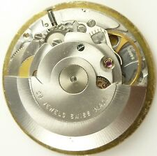 Bucherer Automatic - ETA 2662 Complete Running Watch Movement - Sold for Parts !