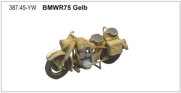 Fertigmodell Neu Artitec 387.45-Yw 1//87 // H0 WWII BMW R 75