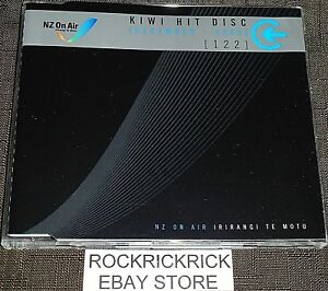 KIWI-HIT-DISC-VOL-122-NZ-ON-AIR-16-TRACK-CD-SEE-PHOTOS-FOR-TRACK-LISTING