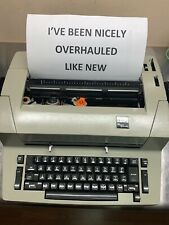 Ibm Personal Selectric Ll 11 Carriage Museum Quality Restored