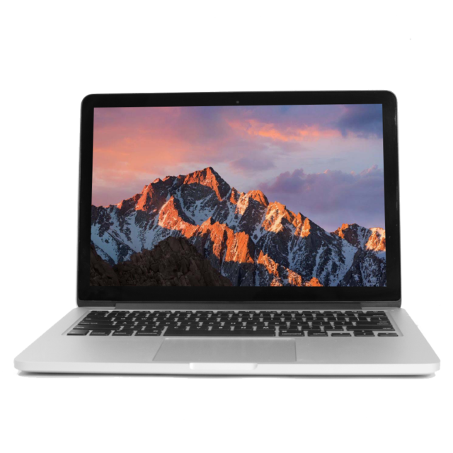 "Apple MacBook Pro 13"" RETINA Laptop 2.4GHz Core i5 / 4GB Memory / 128GB SSD"