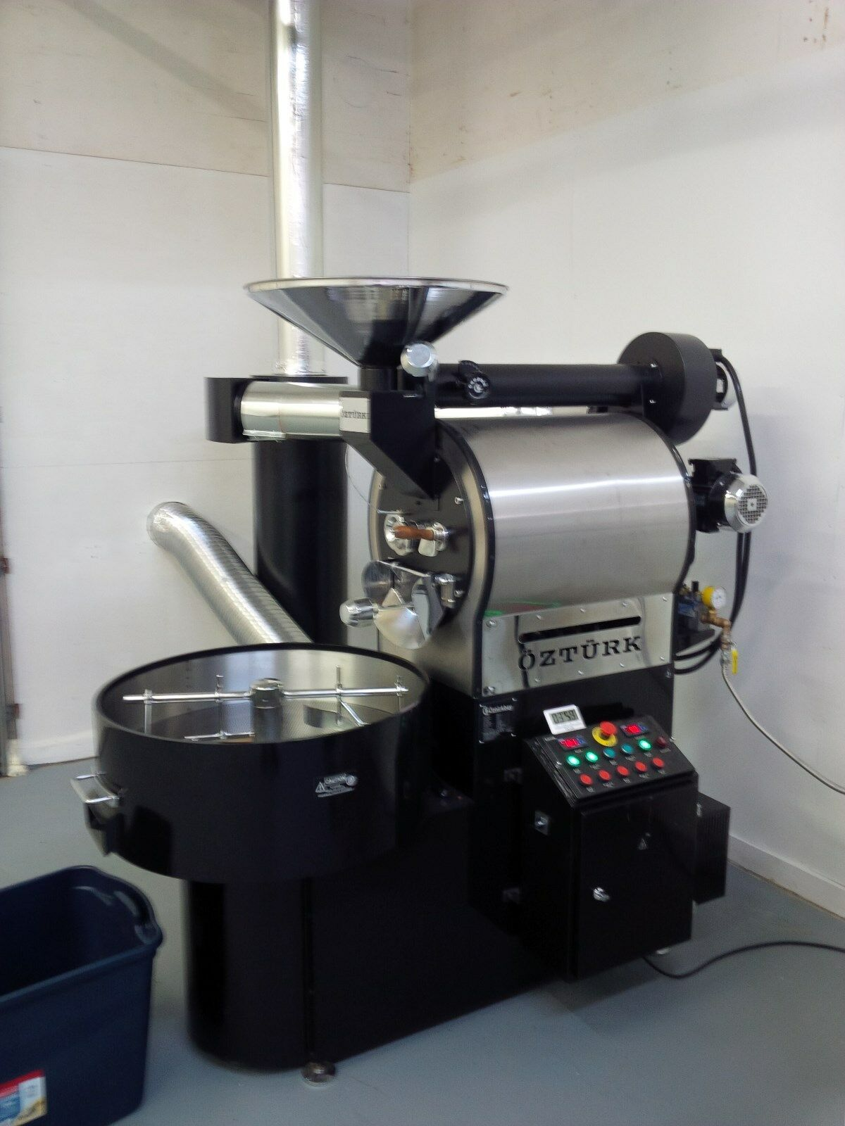 coffee roaster machine commercial