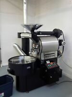 15 Kilo/ 33lb OZTURK Commercial Coffee Roaster New Custom Built Machine
