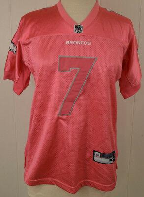 pink broncos jersey