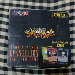 Neon Genesis Evangelion Card Game 1st Starter 12 Unopened Items NEW from Japan