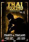 Thai Boxing Vol.5 - Breathtaking Fights! (DVD, 2013)