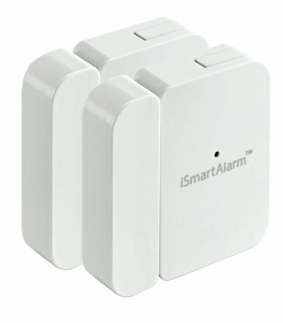 iSmartAlarm Contact Sensor (2pk) | Wireless Alexa & IFTTT Compatible | DWS3R