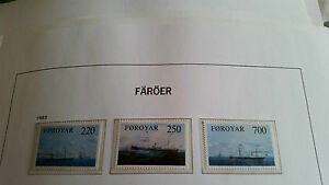 FAROE ISLANDS 1983 SG 7880 OLD CARGO LINERS  MNH - <span itemprop=availableAtOrFrom>west midlands, West Midlands, United Kingdom</span> - Returns accepted Most purchases from business sellers are protected by the Consumer Contract Regulations 2013 which give you the right to cancel the purchase within 1 - west midlands, West Midlands, United Kingdom