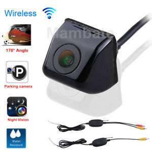 Wireless-Car-Rear-View-CCD-170-angle-Night-Vision-Reverse-Backup-Parking-Camera