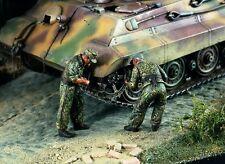 VERLINDEN PRODUCTIONS #1202 WWII German Repair Crew Figuren in 1:35