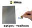 miniatuur 1 - 256 Label Scratch off modello gratta e vinci adesivi 7x28mm numerazione seriale