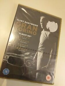 Dvd-GRAN-TORINO-CLINT-EASTWOOD-New-sealed-in-English