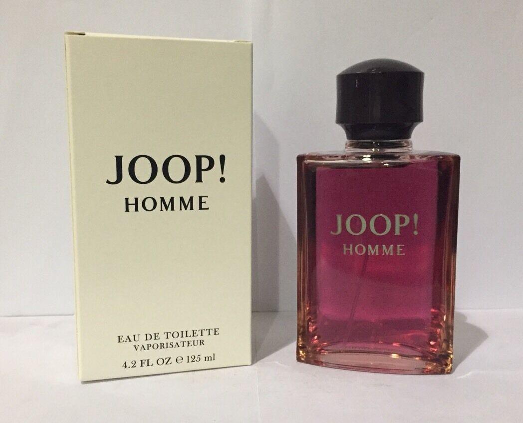 joop homme by joop 4 2 oz 125 ml edt spray brand new tester cologne for men 3414206000608 ebay. Black Bedroom Furniture Sets. Home Design Ideas