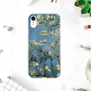 Vincent-van-Gogh-Almond-Blossom-Case-iPhone-11-XS-Max-XR-7-8-Plus-Silicone-Case