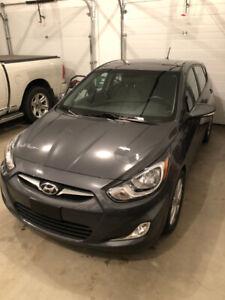 2012 Hyundai Accent  Unbelievable 7,300 klms