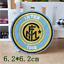 Patch-Toppa-Brand-Logo-Squadre-di-Calcio-Football-Team-Ricamata-Termoadesiva Indexbild 7