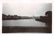 Fluß Marne an Kirche Saint - Crepin in Chateau - Thierry Frankreich