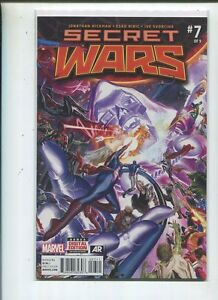 Secret-Wars-7-Near-Mint-Marvel-Comics-X1
