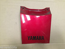 YAMAHA YBR125 2010-2016 RED REAR FAIRING COVER PANEL SEAT JOINER TRIM