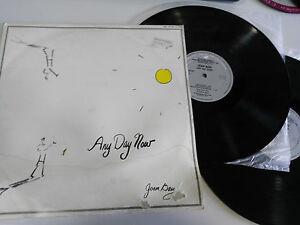 Joan-Baez-Any-Day-Now-2-X-LP-12-034-G-VG-Spanisch-Ed-Ersten-Press-1983-Vanguard
