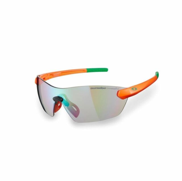 c8a75f1a4d Sunwise Hastings Running Sunglasses Fire for sale online