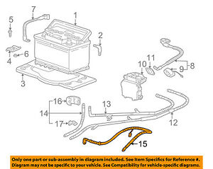 Details about PORSCHE OEM 01-05 911 3.6L-H6 Battery-Wiring Harness on