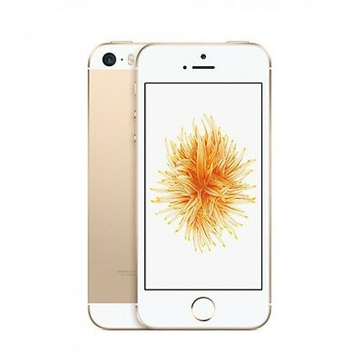 Apple iPhone SE 16/64GB (T-Mobile Smartphone) 4G LTE - Gold, Rose, Gray, Silver