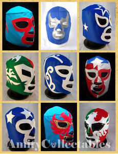 MEXICAN-WRESTLING-MASK-Style-1-Costume-Lucha-Libre-Fancy-Dress
