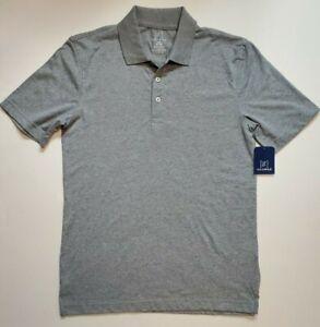 George-Mens-Gray-Polo-S-S-Work-Golf-Button-Shirt-XS-S-M-L-XL-2XL-3XL-NWT-FAST