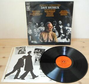 LP DAVE BRUBECK Summit Sessions (Cbs 71 ITALY) 1st ps cool jazz Mingus Monk VG+