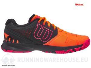 on sale a717e ea8b6 Dettagli su Wilson Scarpe Kaos Comp, Uomo, Tennis, Wilson-Art.  WRS323890/WRS323880/WRS322210