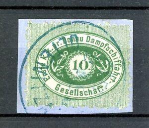 Österreich DDSG MiNr. 3 I gestempelt Fotobefund Ferchenbauer (Z166