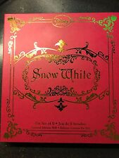 Snow White 9-Pin Set LE 500 Disney Pin Disney Store disneystore.com