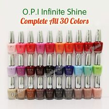 OPI INFINITE SHINE - SET OF 30 ALL Colors Complete Collection Full Kit Whole LOT