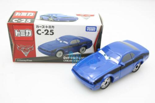 Tomica Takara Tomy Disney MOTORS C-25 rod torque redlin métalliques Jouet voiture cars 2