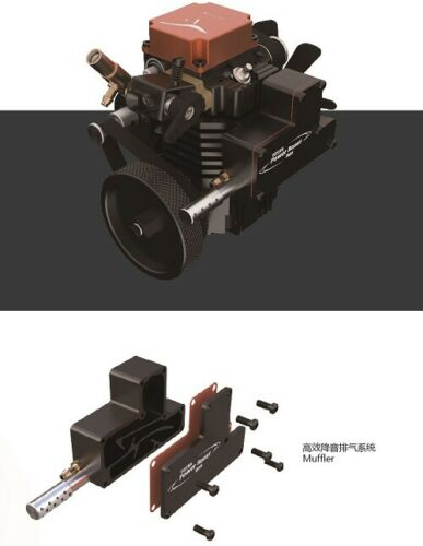 4 stroke RC Truck Ships from the USA! TOYAN Engine FS-S100A SALE! Boat Car