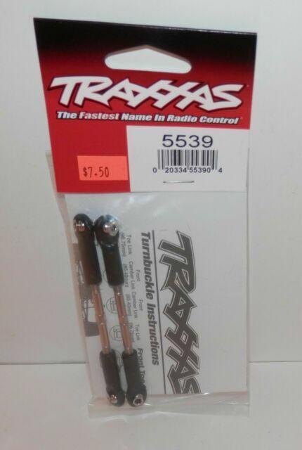 TRAXXAS 58mm Turnbuckles Camber Links JATO STAMPEDE 4x4 RALLY SLASH 5539 TRA5539