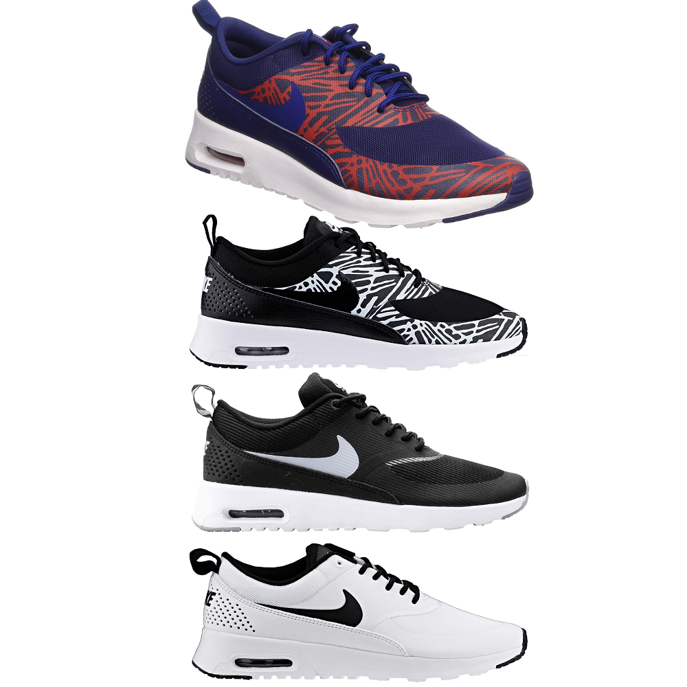 comodamente scarpe Print 2016 Thea Max Air Nike New scarpe