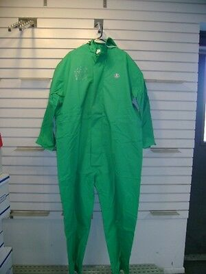 ONGUARD #71022 PVC//Nylon//Polyester Chemtex Coverall w// Attached Hood